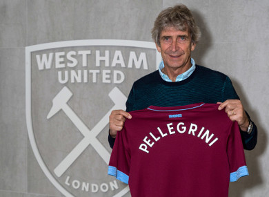 Pellegrini has been described as 'one of the world's most respected football coaches.'