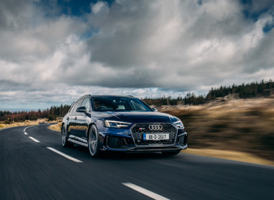 Review The Audi RS Avant Goes Laughoutloud Quick But Its - Mcgrath audi