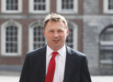 Sebastian Hamilton of the Irish Daily Mail.