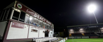 A view of Galway's ground, Eamonn Deacy Park.