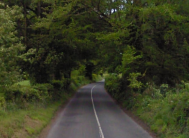 A section of the R522 near Buttevant.