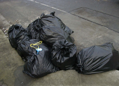 File photo of rubbish