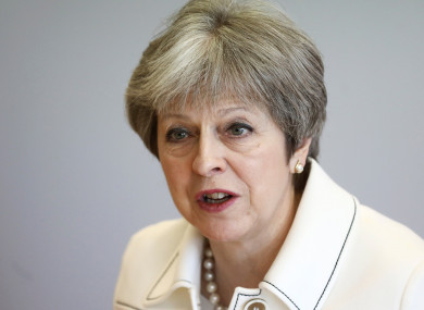 Theresa May's government has submitted its long-awaited proposals.
