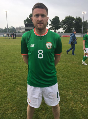 Walsh returned to the League of Ireland this month, over three years after making his last appearance in Ireland's top division.