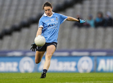 Player of the Month: Sinéad Aherne.