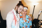 Post Malone has offered to play at Justin Bieber's wedding for free... it's the Dredge