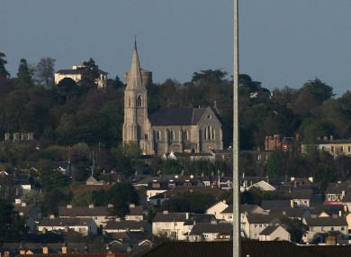 The church in Ballybrack