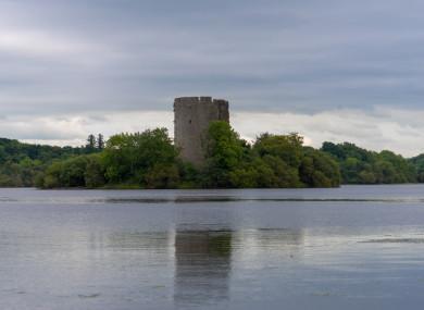 Clogh Oughter Castle, Cavan