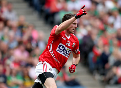 2010 All-Ireland medal winner Donncha O'Connor recently retired.