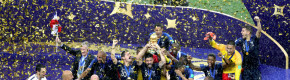 Pogba and Mbappe fire France to World Cup glory