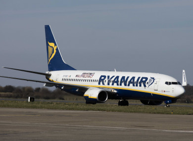 Irish Ryanair Pilots To Hold Further One Day Strike On Friday 10 August