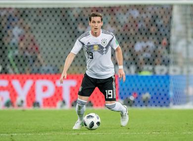German International Midfielder Leaves Bayern For Schalke In 16