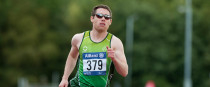 Jason Smyth will compete at the European Championships in Berlin next week.