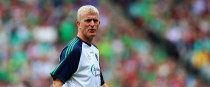 Limerick hurling manager John Kiely.