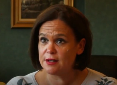 Mary Lou McDonald sits down with TheJournal.ie for a wide-ranging interview.