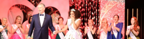 Waterford Rose Kirsten Mate Maher has been crowned the Rose of Tralee 2018