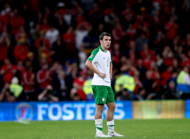 Coleman: played 90 minutes against Wales, but missed Poland draw.