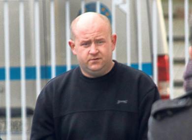 A file photo of Colin Ryan