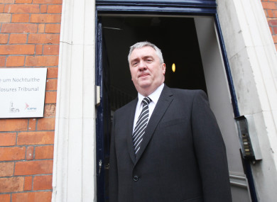 The former garda press officer was savaged by Mr Justice Peter Charleton in his report.