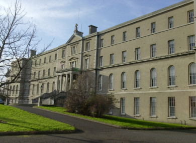 Holy Cross College on the Clonliffe Road in Dublin
