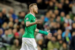 'James McClean broke his wrist... And was actually looking at an injection to see if he could play'