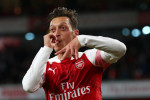 Outstanding Ozil inspires Arsenal to superb comeback win over Leicester