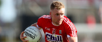 Cork's Michael Hurley had an influential game for Castlehaven.