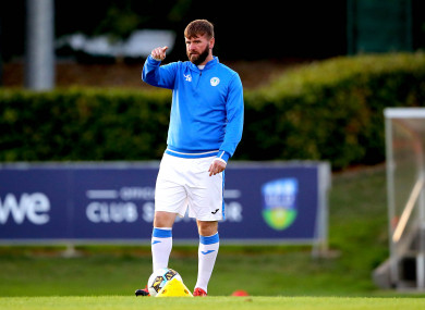 Paddy McCourt of Finn Harps is set to retire from football.