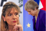 MEP Martina Anderson: 'Theresa May came here with nothing new, nothing credible'