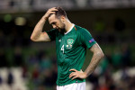 Duffy shifts blame away from Ireland management: 'We let them down'