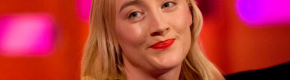 Saoirse Ronan thinks the relationship she has with her mam is 'quite unusual'