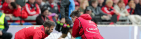 Anxious wait for Munster and O'Donnell as luckless flanker goes for scan