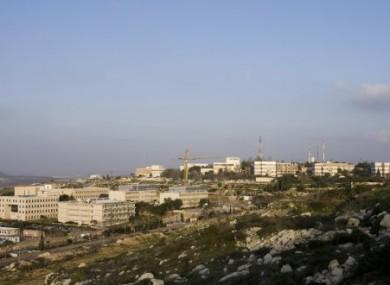 Ariel settlement, West Bank