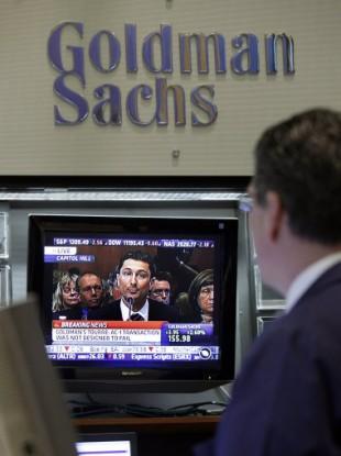 Goldman Sachs: fined by the UK's FSA