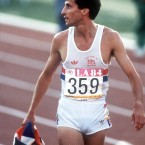 One of the greatest middle-distance runners ever - winning 1500 gold twice - 'Lord Coe' has his hands full these days with organising the London Olympics.