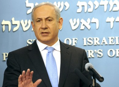 Israeli prime minister Benjamin Netanyahu has welcomed the findings of his country's inquiry into the Gaza raid.