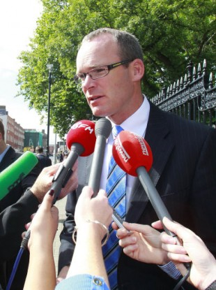 Simon Coveney.