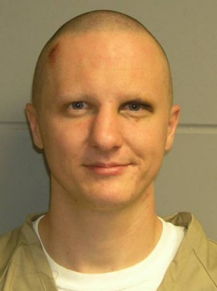 Photo of Jared Lee Loughner, 22, released by US Marshal's Service on 22 February.