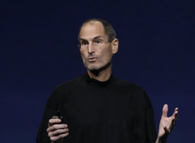 Jobs briefly returned from medical leave of absence to launch the iPad2 in early March.