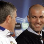 Zidane is a Goodwill Ambassador for the United Nations Development Programme. (AP Photo/Laurent Cipriani)
