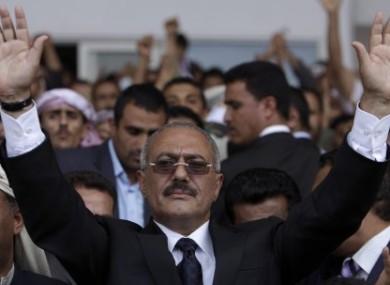Yemeni President Yemeni President Ali Abdullah Saleh