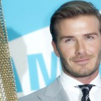 Football star and Mr Posh Spice David Beckham is one of UNICEF's 33 Goodwill Ambassadors. (AP Photo/Joel Ryan)