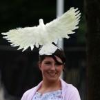 Another bird-themed hat<span class=