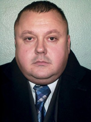 Undated police image of Levi Bellfield, 43.