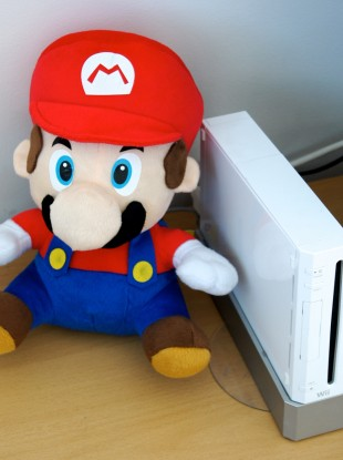 Nintendo is synonymous with the Mario Brothers game and the Wii console.