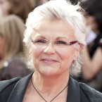 Julie Walters arriving for the world premiere of Harry Potter And The Deathly Hallows: Part 2 in London.