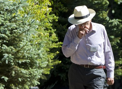 80-year-old Rupert Murdoch has kept a low profile since details of the News of the World's phone-hacking emerged.