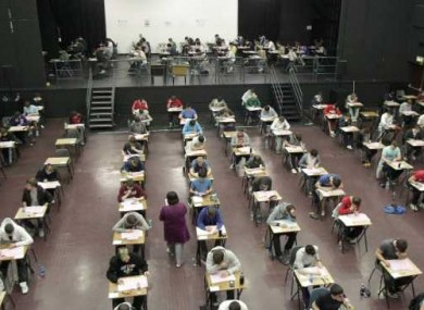 Junior Cert students will spend far less time in exam halls from 2014, under new national literacy plans.