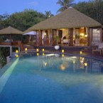 The luxurious Frégate Island Private, which boasts a conservation programme and beautiful surroundings.