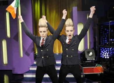 Jedward, Azerbaijan and Eurovision were three of the fastest growing searches during the month of May in Ireland. We still heart the Eurovision it seems.